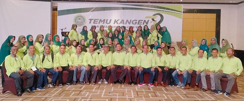 MTsN Pekanbaru Angkatan 88 Temu Kangen Bersama Alumni