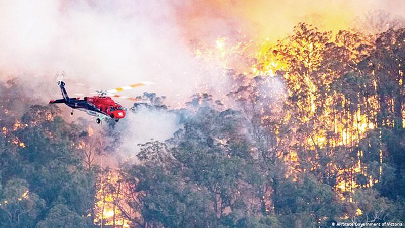 Padamkan Api, Australia Kerahkan 3.000 Tentara
