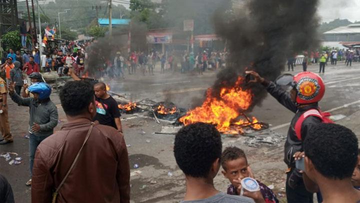 Aktivis Papua Dipindahkan ke Kaltim