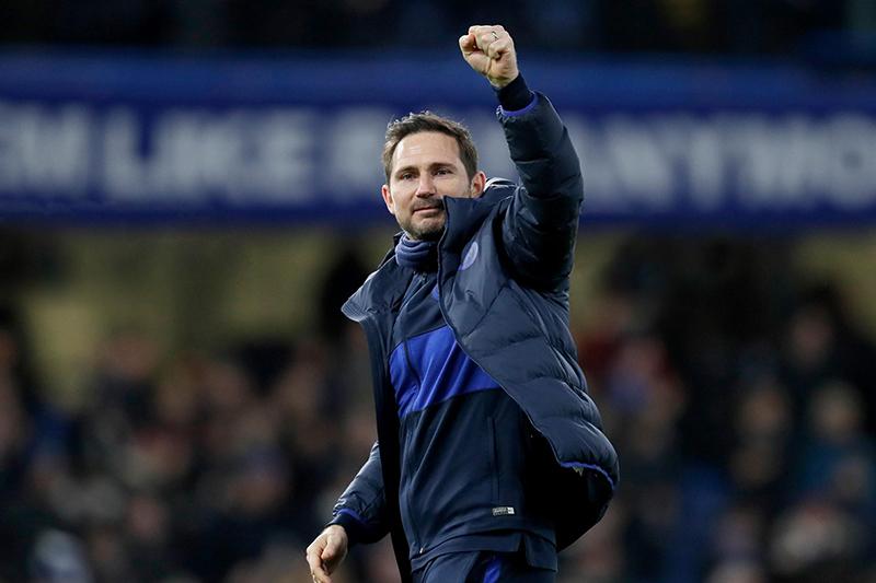 Akhirnya Lampard Tinggalkan Kursinya di Chelsea