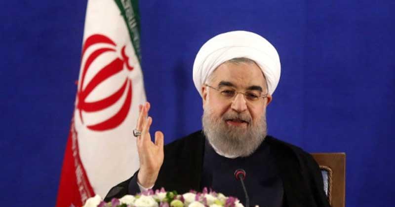 Presiden Iran Keluarkan Peringatan untuk Pasukan Asing