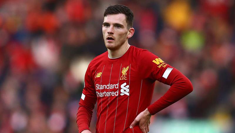 Robertson: Liverpool Tak Lagi di Posisi Perburuan Gelar
