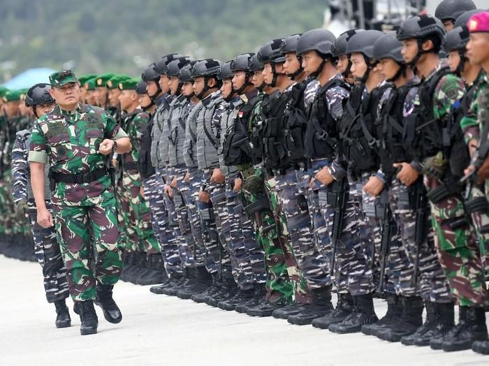 Perpres TNI Tangani Terorisme Mendapat Penolakan dari Masyarakat