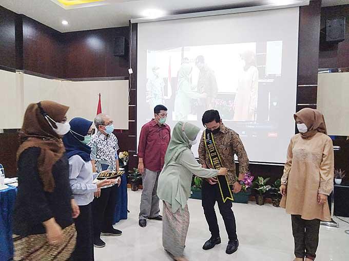 Duta ZIWBK Diminta Sebarkan Nilai Anti-Korupsi kepada Teman Sebaya