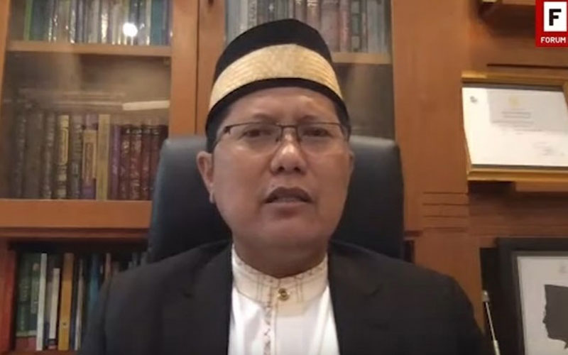 Ketua MUI: Fitnah, Gibah dan Namimah Haram