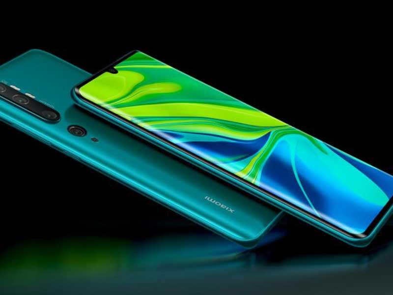 Xiaomi Mi Note 10 Reguler Hadir di Indonesia