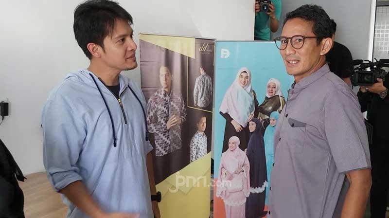 Sandi Bilang Jokowi Berupaya Merangkul Semua Elemen