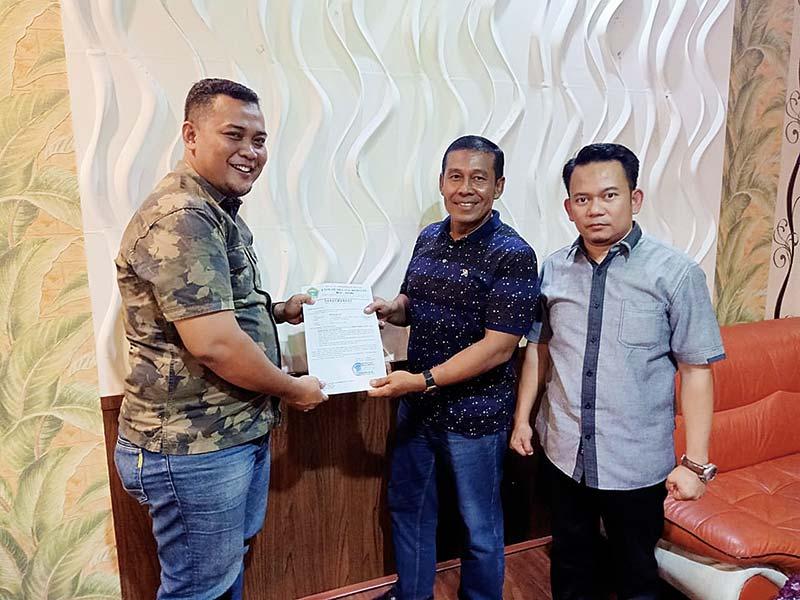 Achmad Mulyadi Terima Mandat DPP LMB