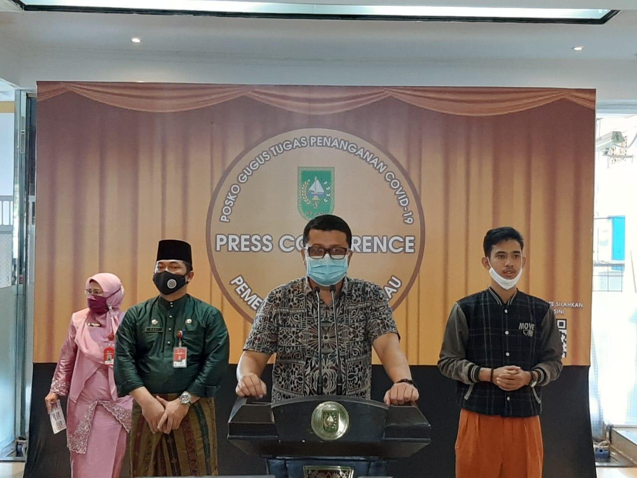 Tujuh dari 8 Pasien Positif Klaster BRI, Awal Gelombang Kedua Penularan di Riau