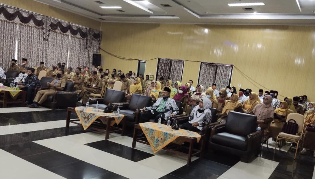 Pemkab Inhu Tolak Pengunduran Diri 63 Kepala SMP