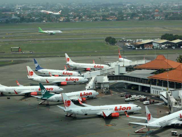 Lion Air Bantah Isu Tak Mampu Bayar Utang