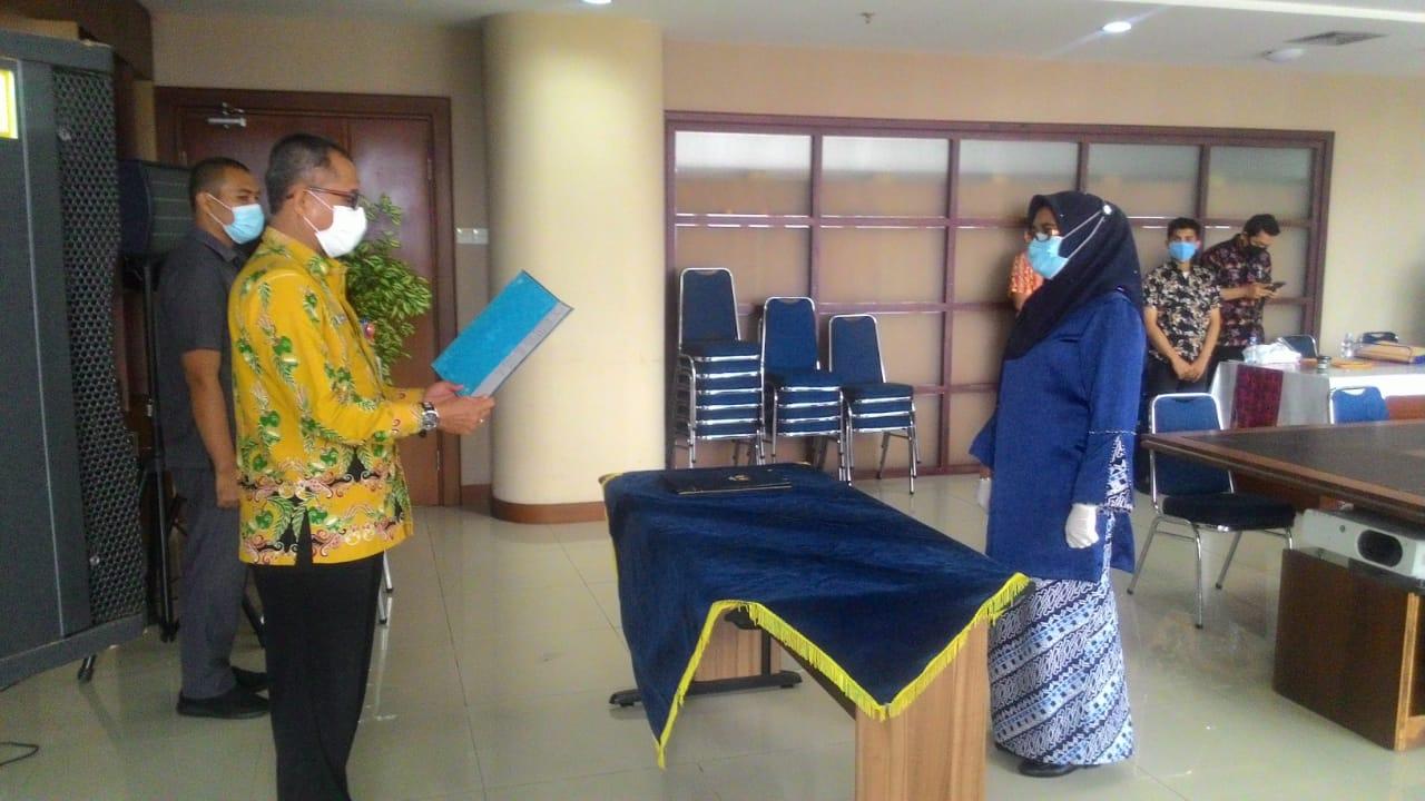 Pejabat Pemprov Riau Mantan Napi Akhirnya Diganti
