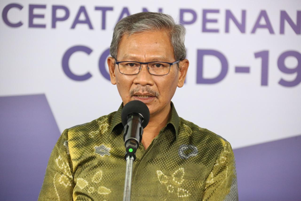 Kasus Positif Baru di Riau Bertambah Lima Orang