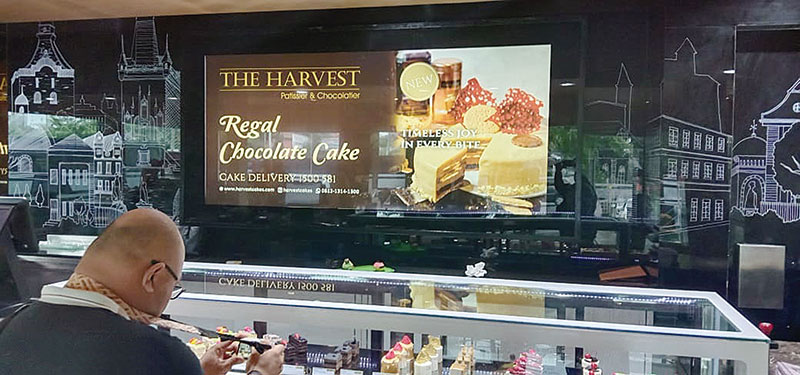 Spesialis Cake The Harvest Buka di Pekanbaru