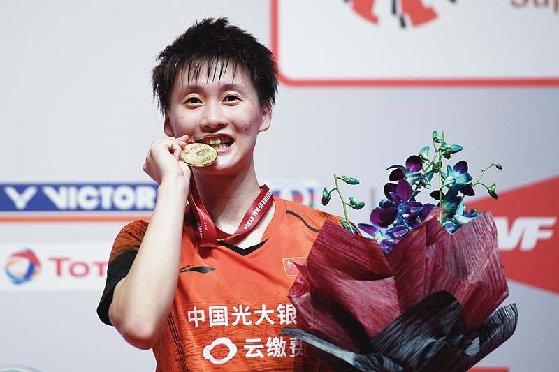 Yu Fei Juara di Malaysia