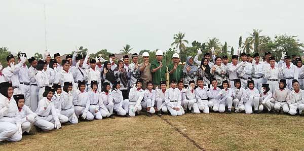Meriah, HUT Ke-73 Kemerdekaan RI di PT Ekadura Indonesia