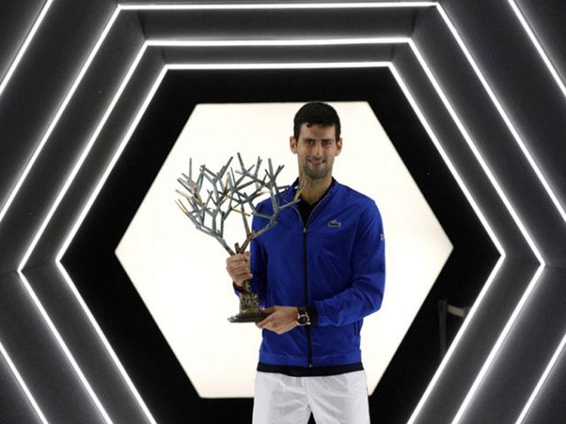 Novak Djokovic dan Rafael Nadal Berebut Nomor 1 Dunia