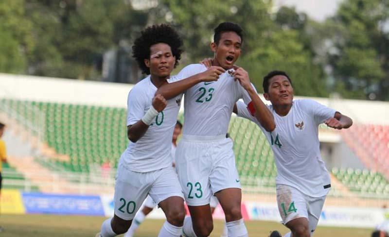 Garuda Nusantara Juara Grup