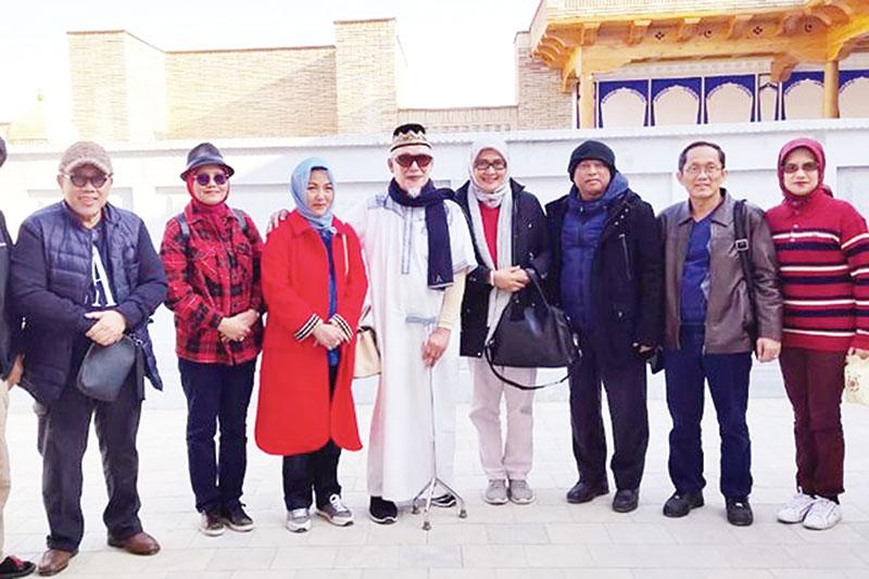 Uzbekistan yang Membangun tanpa Merusak
