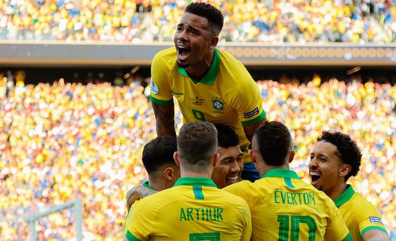 Brazil Kembalikan Harga Diri