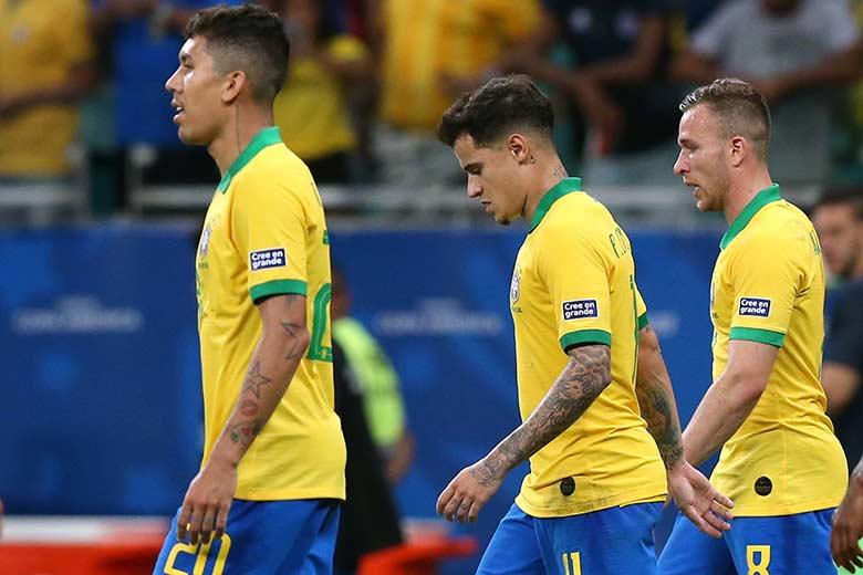 Tiga Gol Samba Dianulir Wasit