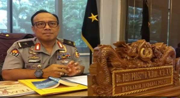 Anak Bos Travel Umrah Dibekuk Polisi Sebut Jokowi Keturanan PKI
