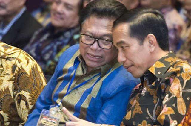 Buka Rapimnas HKTI, OSO: Jangan Bergantung Impor