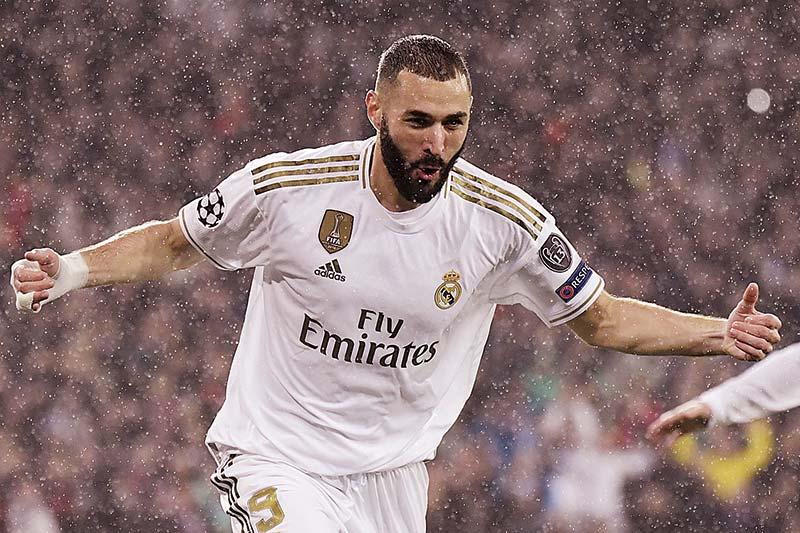 Madrid Gagal Balas Dendam