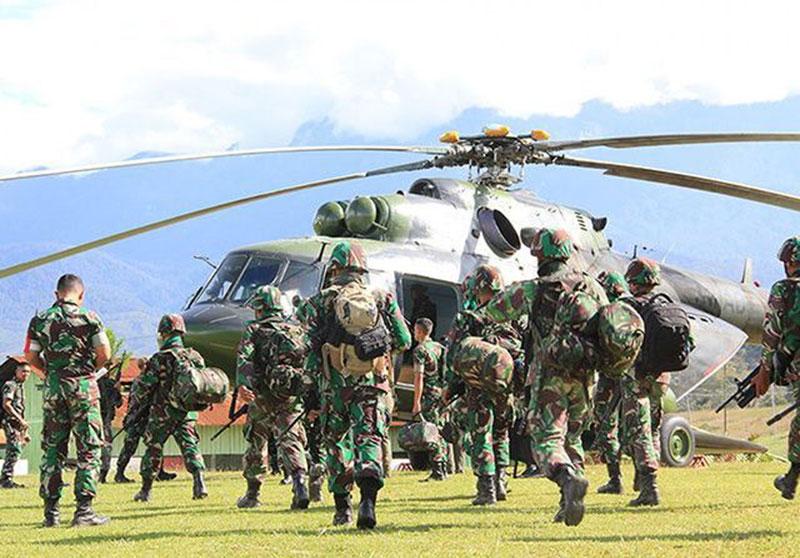 TNI Siapkan Pesawat Hercules untuk Mahasiwa Papua