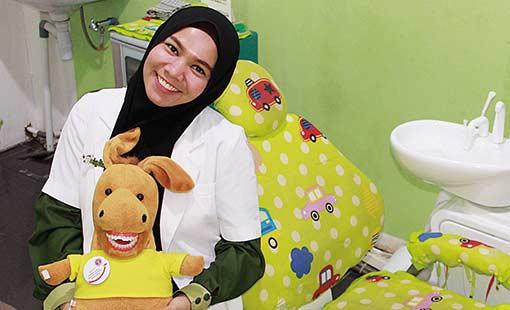 Pengeroposan Gigi Harus Cepat Ditanggapi