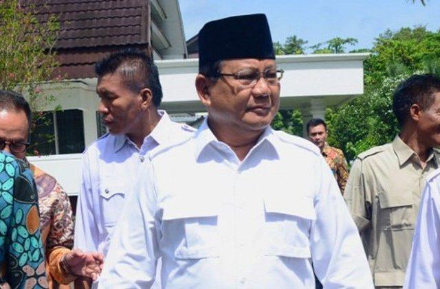 Isu Minta Jatah Menteri, Prabowo Subianto Incar Kursi Menhan
