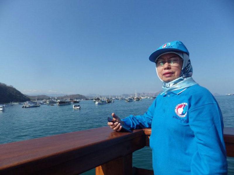 Perempuan Bisa Berkarir di Dunia Maritim