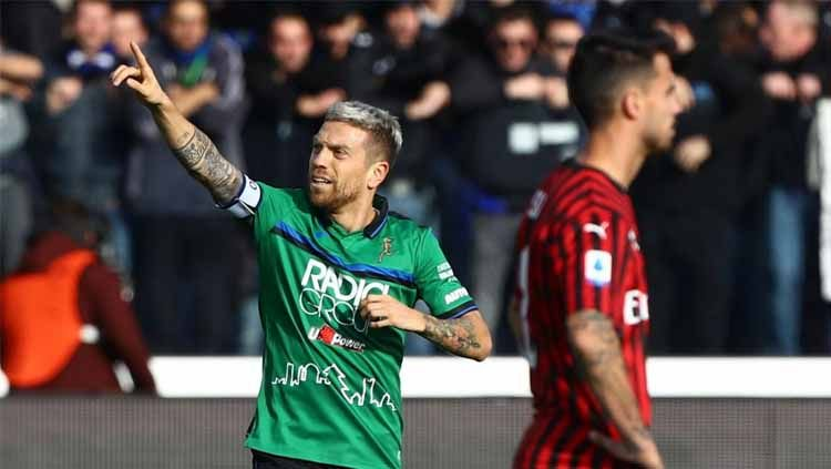 Menyedihkan, Milan Dibantai Atalanta 5 Gol