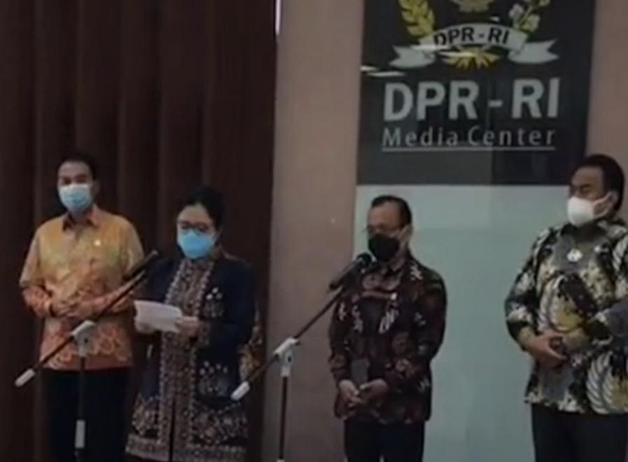 DPR Terima Nama Komjen Pol Listyo Sigit Prabowo Calon Tunggal Kapolri