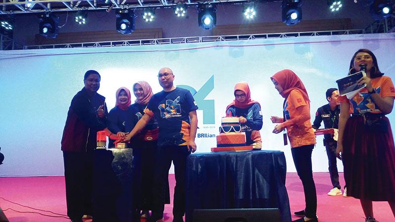 BRI HUT Ke-124, Inovasi untuk Indonesia BRIlian