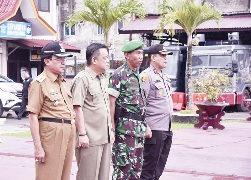 Bupati Ingin Pejabat Pahami Visi Daerah