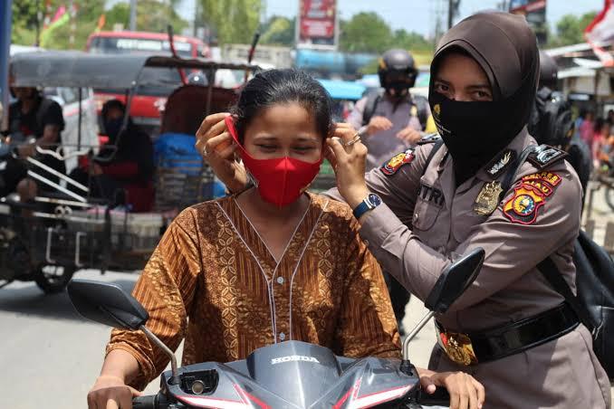 Penularan Kasus Baru Covid-19 di Riau Terus Menurun