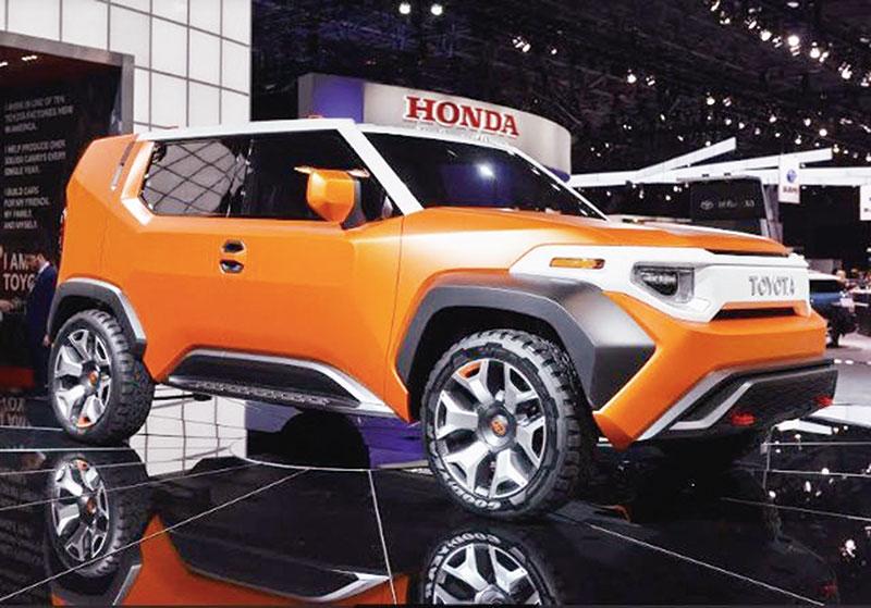 Toyota Siapkan Mobil Baru