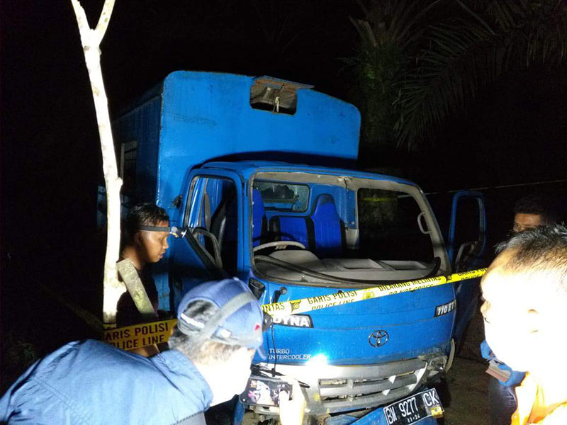 Pembuatan Tapal Batas PT NWR Berujung Bentrok
