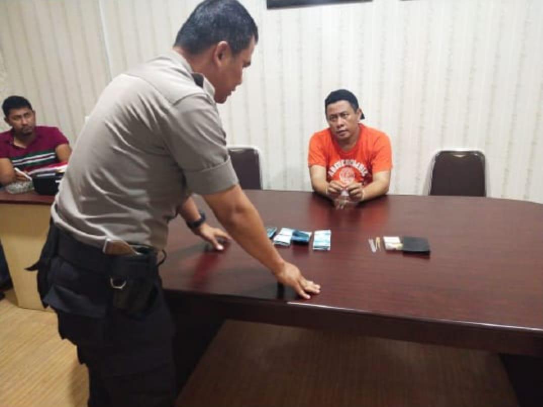 Jadi Bandar Sabu, Pecatan Polisi Diamankan