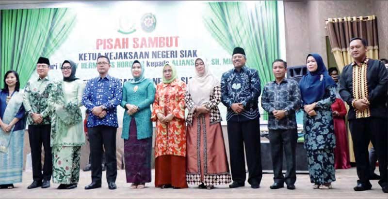 Dewan Bangun Keakraban Forkopimda Kabupaten Siak