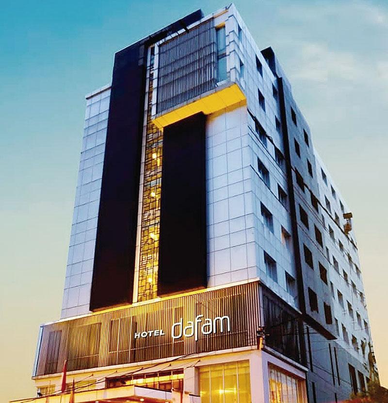 Hotel Dafam Tawarkan Paket Kocok Arisan