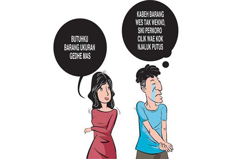 """Pria Kaya Ini Gagal Nikah karena Ukuran """"Si Otong"""" Kecil"""