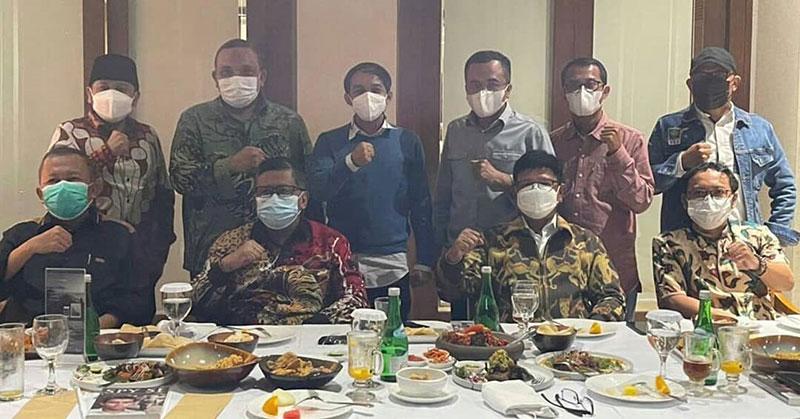 Elite Parpol Koalisi Jokowi Bantah Bahas Masa Jabatan 3 Periode