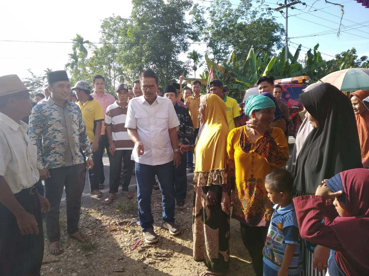 3 Tahun Gagal Panen,Ekonomi Warga Desa Pulau Ingu Terpuruk