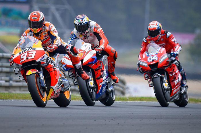 MotoGP 2020 Akan Menguntungkan Barisan Rookie