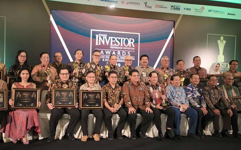 FIF Group Raih Penghargaan Investor Award 2019