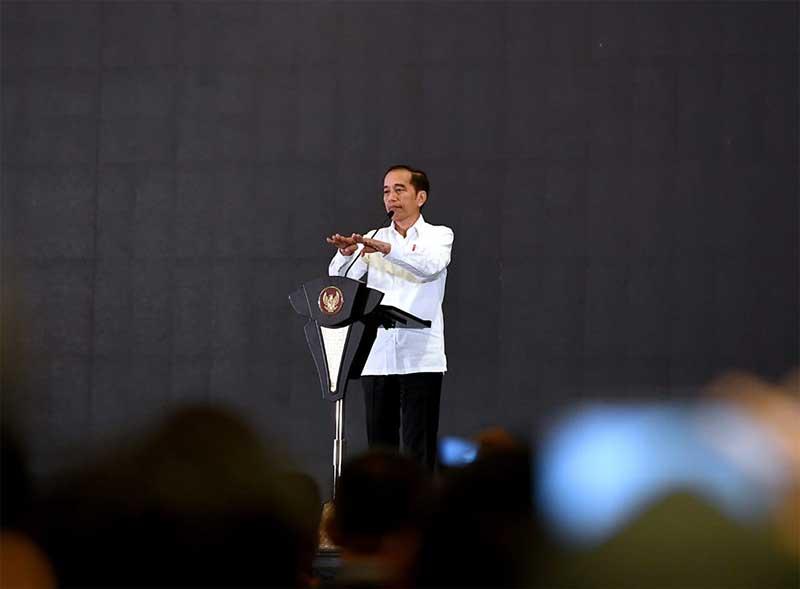 Jokowi: Yang Hapal Cuma Satu, Sandiaga Uno