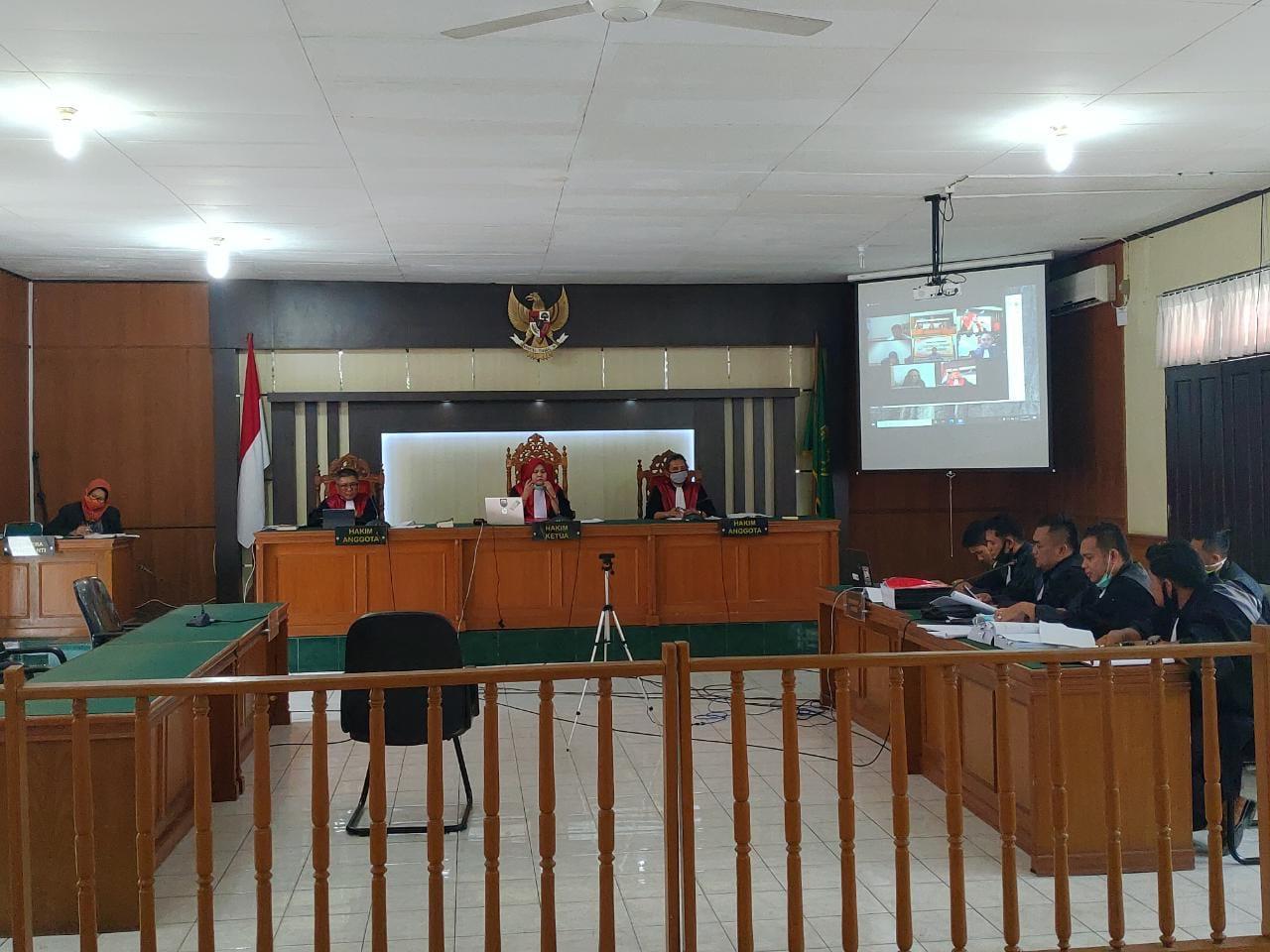 Saksi Sebut Kaderismanto Juga Terima, Eet Jemput Uang ke Surabaya