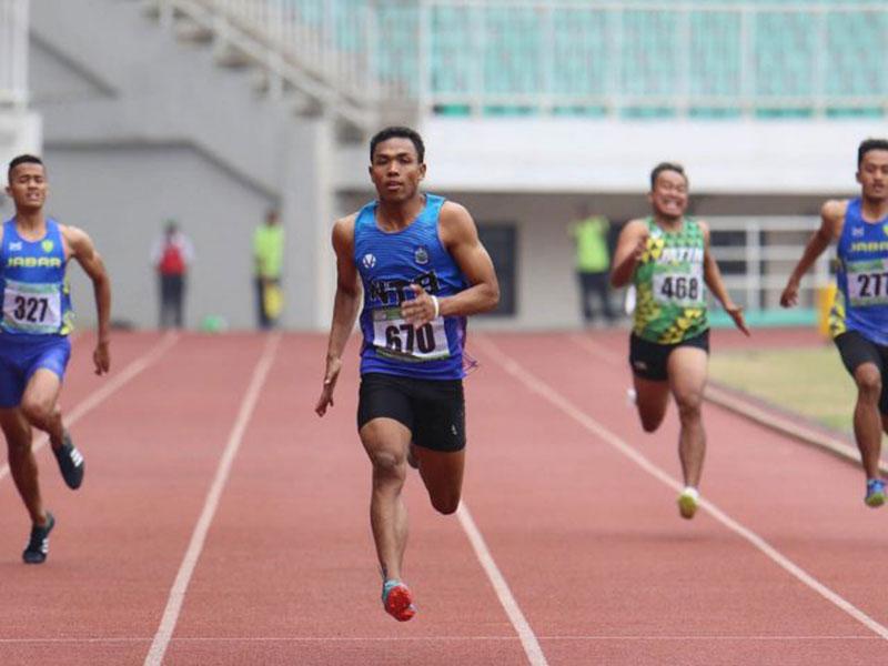 Zohri Coba Sprint 60 Meter